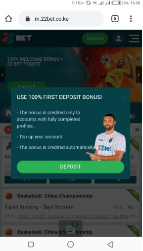 22bet no dedicated mobile app - 22Bet Bookmakers Review