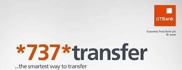737 gt bank transfer logo - Best payment methods Nigeria
