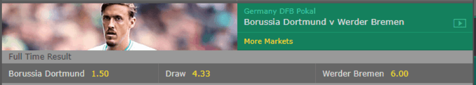 Bet365 Screen-Shot banner 2