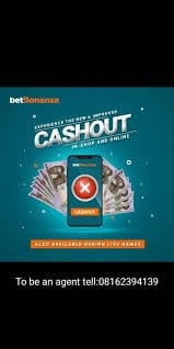Betbonanza cash out offer - Cash Out Betting