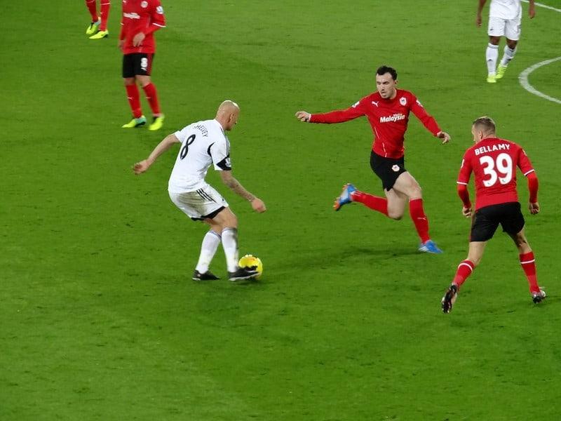 Swansea take on Cardiff