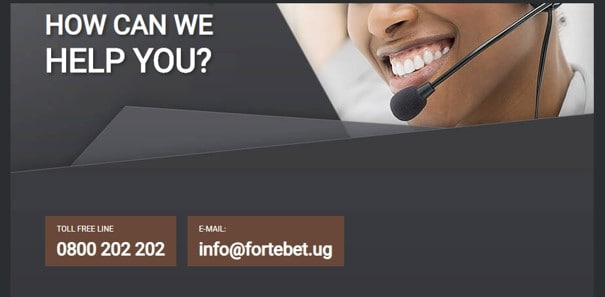 Fortebet customer support - Fortebet Sports Betting