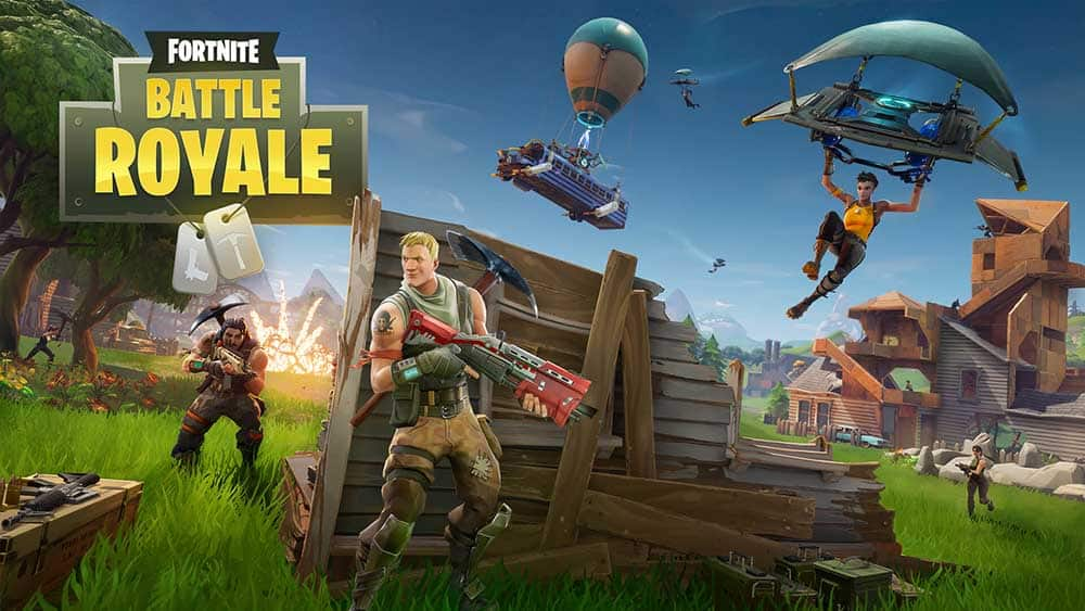 One Of The Most Played Games Today - Fortnite Battle Royale