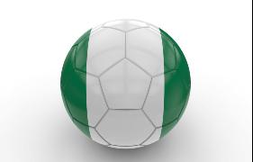 National Flag Nigeria Football