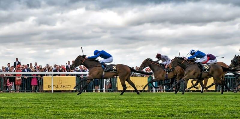 Royal Ascot betting limits