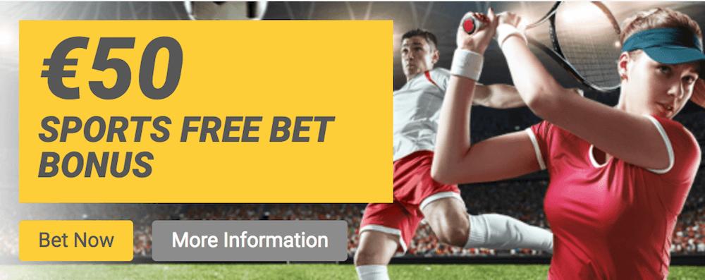 ReloadBet free bet