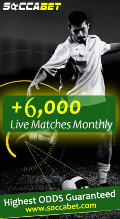 soccabet live matches