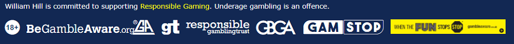 William Hill reliability
