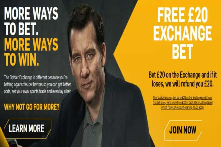 Welcome Offer Betfair Sport Review