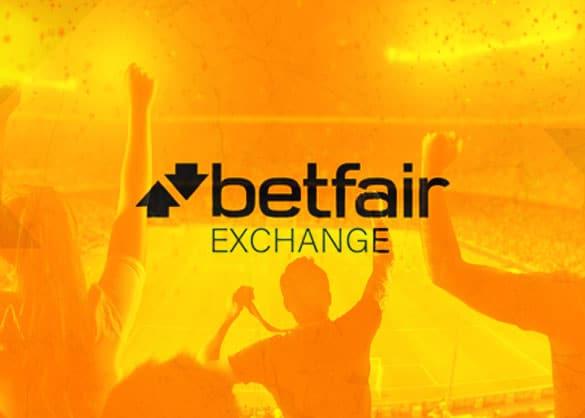 Exchange betting