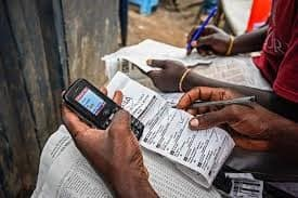 Bookmaker with Tickets Nigeria Betting