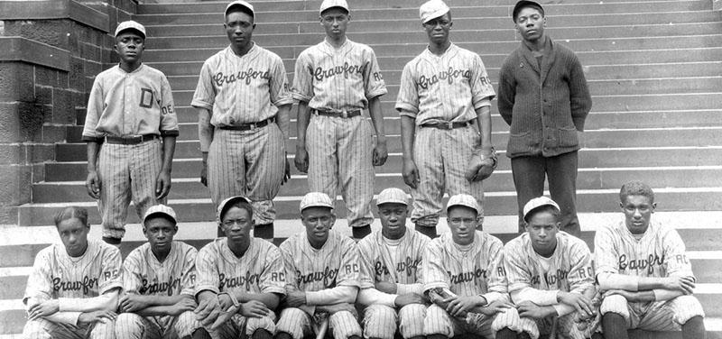 Negro League members