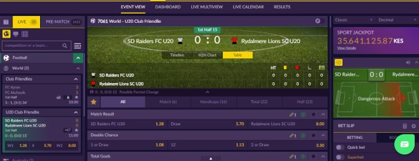 helabet in-play option available - HelaBet Sports Betting Review
