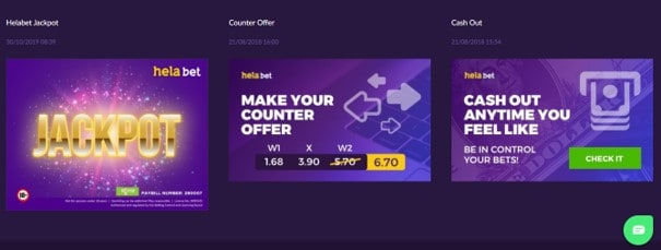 helabet sportsbook promotional offers - HelaBet Sports Betting Review