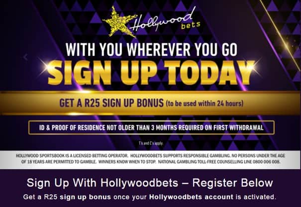 hollywoodbets welcome bonus - Hollywoodbets Sports Betting Review