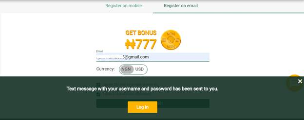 Wazobet Registration Process Mail Address
