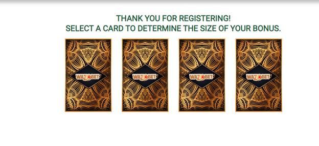 Wazobet Registration Gift