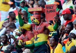 Ghana Crowd Africa Cup - African Nations Championship betting