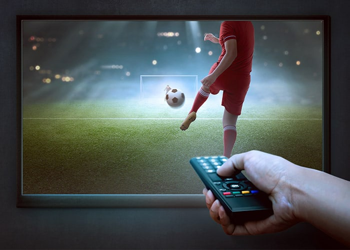 Live soccer betting strategy