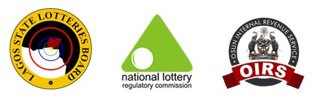 Lottery and Revenue Service Logos Nigeria Betting
