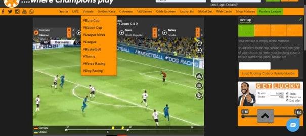 merrybet virtuals sports