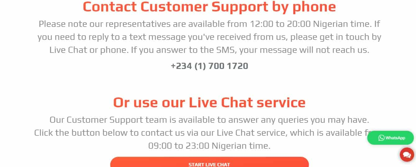 netbet service and support