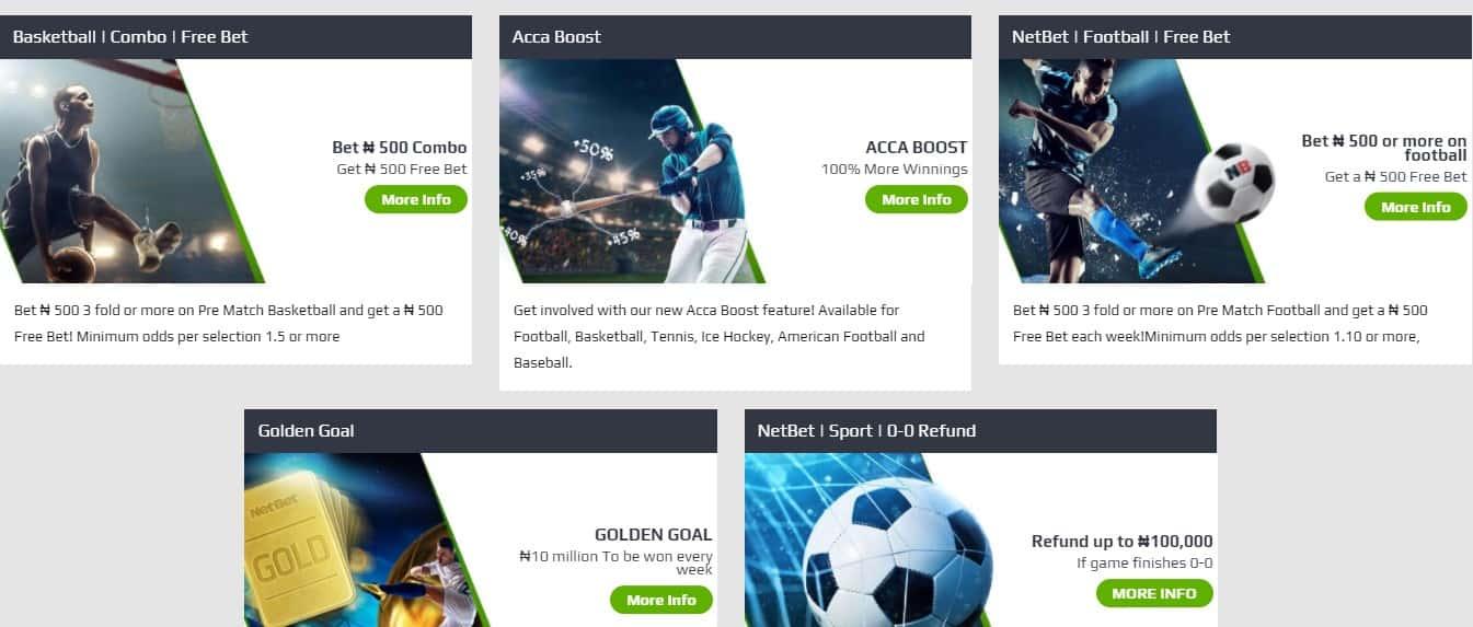 netbet sportsbook promotional offer - NetBet Review