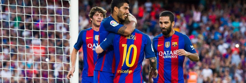 Get great odds on FC Barcelona