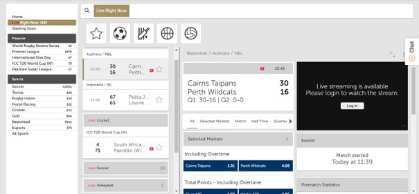 sunbet live streaming - Sunbet Sports Betting Review