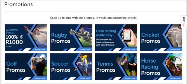 sunbet promotional offer - Sunbet Sports Betting Review