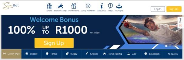 sunbet welcome offer - Sunbet Sports Betting Review