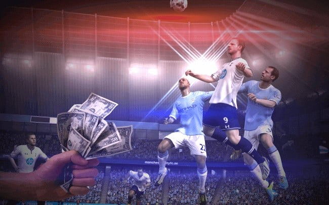 Virtual football match (betting with cash money) - Virtual Sports Betting Guide