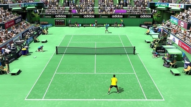 Tennis Match - Virtual Sports Betting Guide